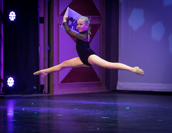 Above the Barre Dance Recital
