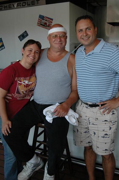 Whitney, Richard, Brian.