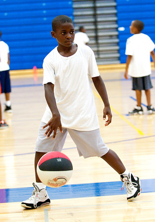 TWIN HOOPS CAMP AUGUST 2011