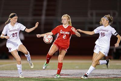 9//30/2020 Wilson Girl's Soccer vs Pottsville
