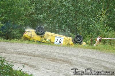 09.09.2006 - Koillis-Savo Ralli, Tuusniemi