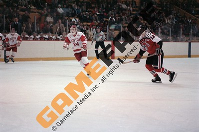 1986-1987 Men's Hockey
