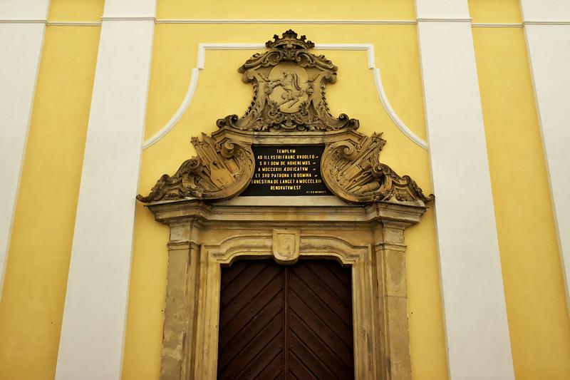 Kostel v Bystrém