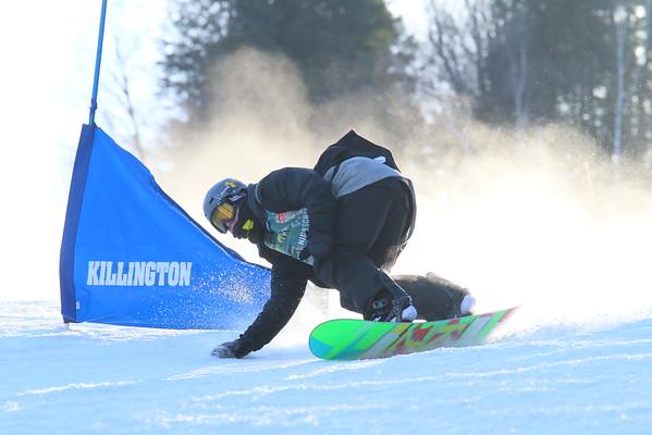 WUHS Snowboarding Team at S6, 2015