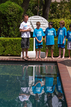Club 56 Baptism May 5th 2013