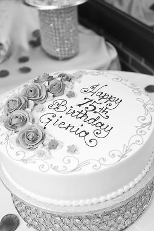 Gienia 75th Birthday