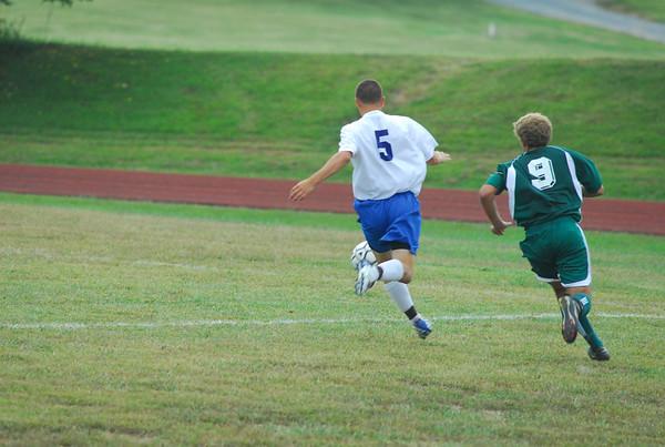 Varsity Soccer vs. Trinity
