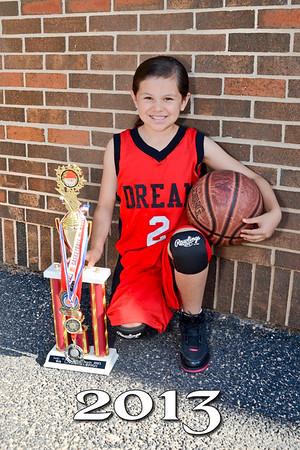 Basketball Amarillo Dream Team
