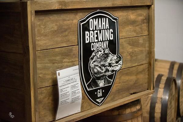 Omaha Brewing Company - 2nd Anniversary