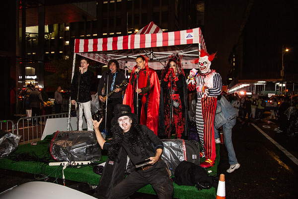 New York City's 46th Annual Village Halloween Parade (2019)