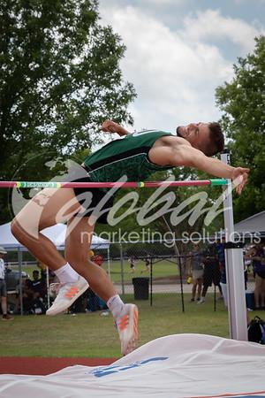 Decathlon High Jump