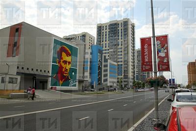 03.07.2018 Граффити на улицах Казани (Султан Исхаков)