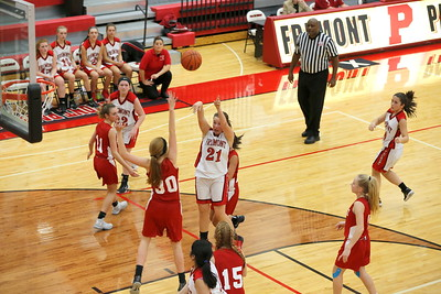 Girls Freshman Basketball - 12/12/2017 Allendale
