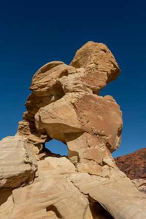 Nevada, Valley of Fire - Prospect Trail