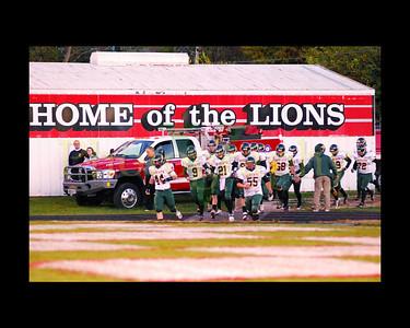 BLHS Football Vs Lansing