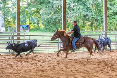 Bradford Performance Horses - 7-24-21 - Ranch Sorting