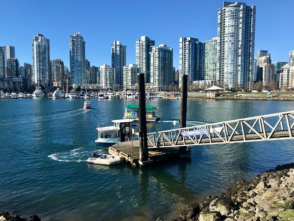 Vancouver Water Taxies
