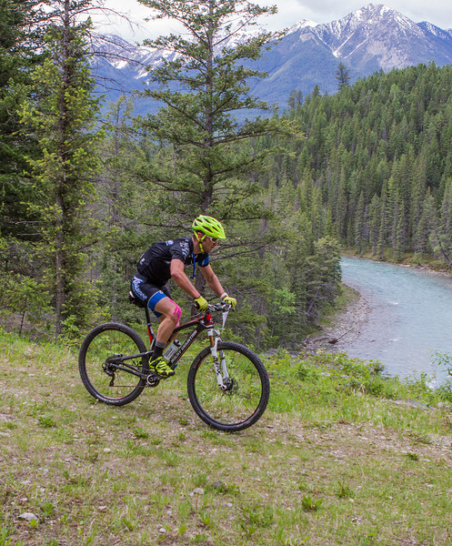 Mountain Biking - Kootenay Krusher - Nipika, June 2013