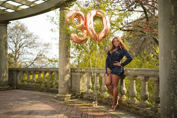 Barbie @ 30 - Hatley Castle & Beacon Hill Park | Victoria BC