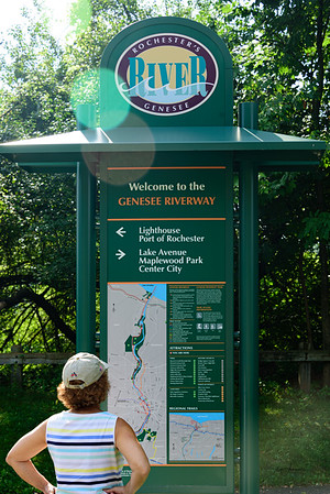 Turning Point Park to Ontario Beach Trail - Rochester NY