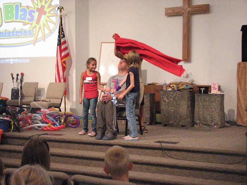 NE Parkview Comm Nazarene VBS North Platte NE July 2010 122.JPG