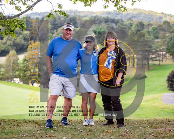 BTHS Golf (Senior Night)