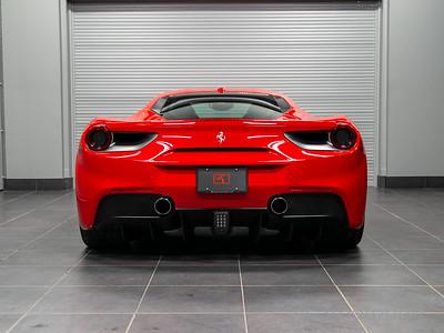 '17 488 GTB - Rosso Corsa