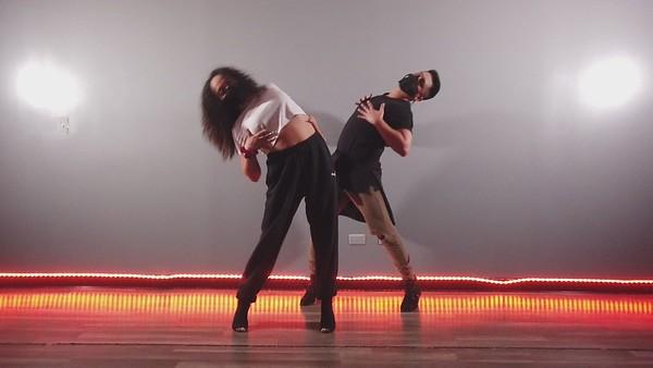 Rafa & Geneva - Choreo 11-18