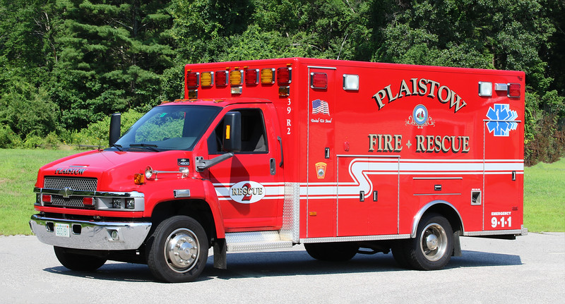 Rescue 2.  2005 Chevrolet / PL Custom