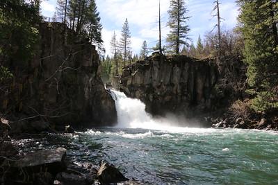 McCloud - Upper Falls