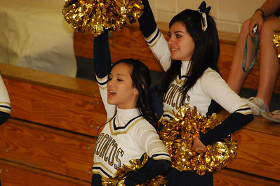 JV Cheer BB GOHS
