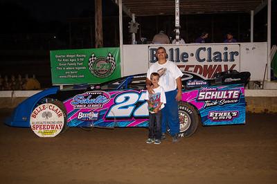 Belle-Clair Speedway 2014 Junior Fan Club