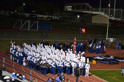 Game 8 vs McKinney - 25 Oct 2013