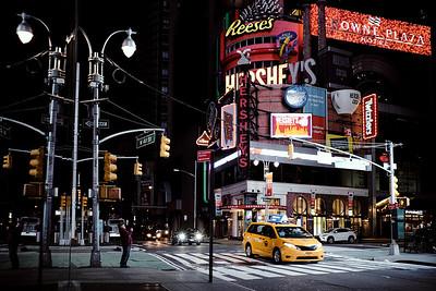 NY night life