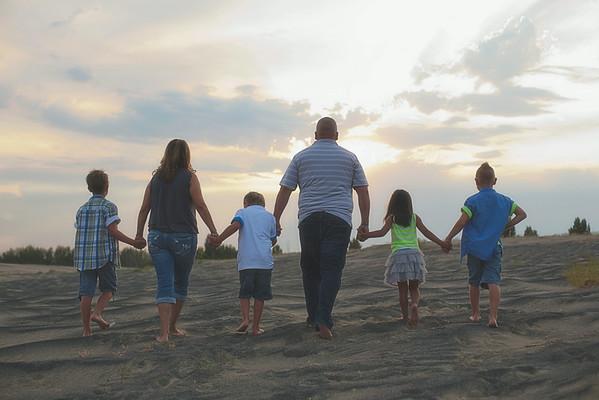 Hinkey Family 2014