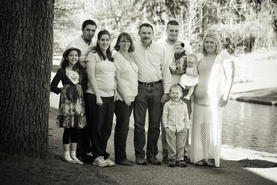 Breckon Family 2015
