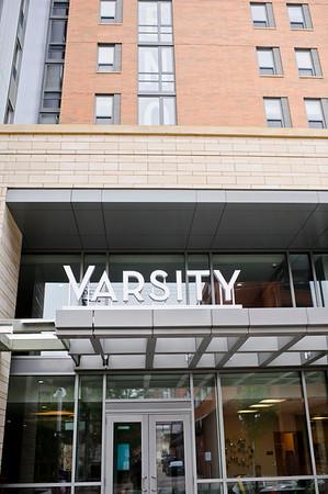 Varsity Grand Opening
