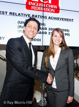2012 Tradewise Gibraltar Chess Festival Prizegiving