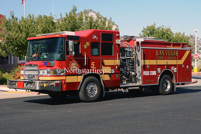 Nevada Fire Trucks