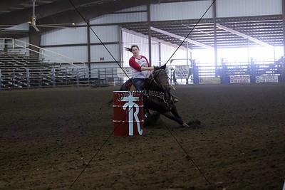 Rajun Owen Barrel Riders 1-25