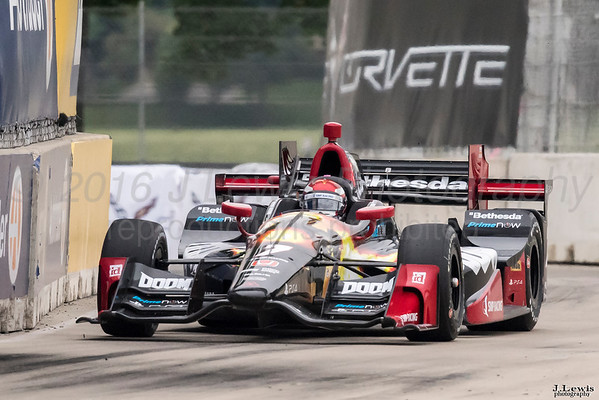 Detroit Grand Prix Saturday 2016