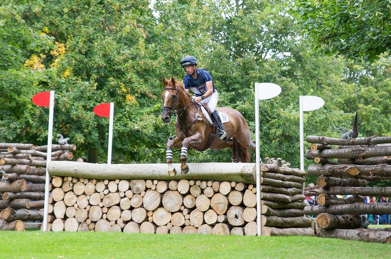 Burghley 2016 Saturday