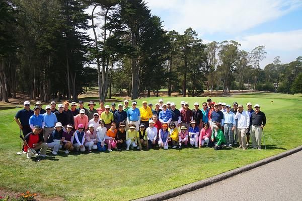 JeonJu High School Reunion 2014 and Golf Tournament