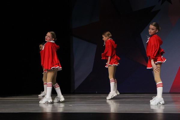 Rachel's Dance Competitions-Who's Afraid