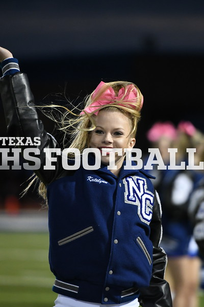 New Caney vs Barbers Hill (OCT 27)