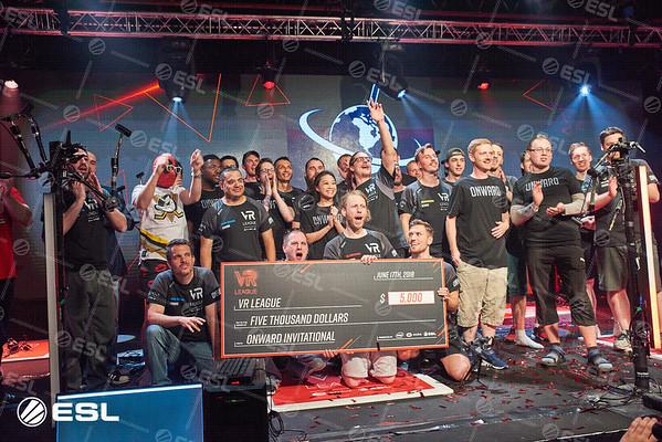 VR League Onward Invitational