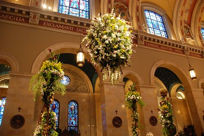 Cathedral Flower Festival 2018