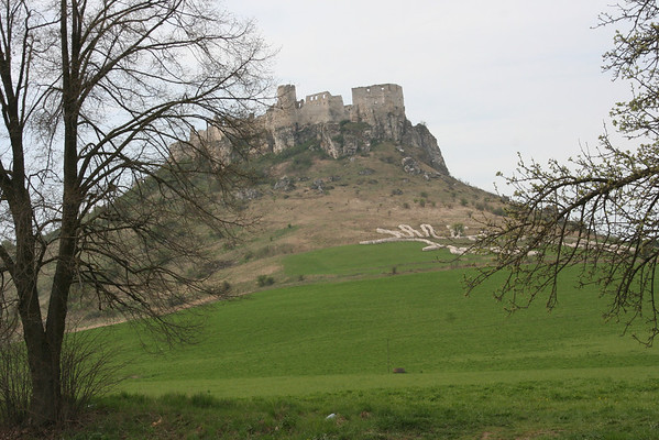 Spis Castle - May 2010