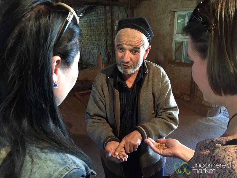 Uzgen Red Rice - Kyrgyzstan