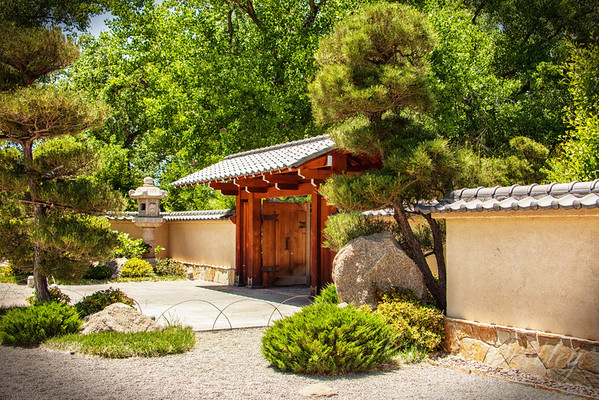 Japanese Gardens - Bio Park